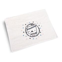 Baby 3'lü 30x50cm Kutulu Havlu Takımı - İskandinav Bear - Thumbnail