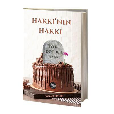 """Majör Yayınları - Hakkı′nın Hakkı """"İyi Ki Doğdun Hakkı"""" - Özkan İrman"""