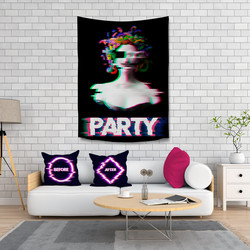 Minteks - LIVING SET 3 LU - PARTY (100x150)