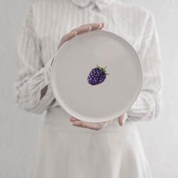 Meyve Tabak 4 (Böğürtlen) - Thumbnail