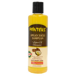 - MINTEKS 250ML SAMPUAN ARGAN YAGLI