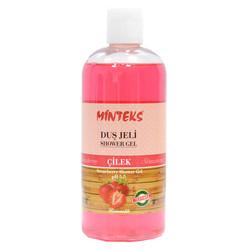 Minteks - MINTEKS 400ML DUS JELI CILEKLI