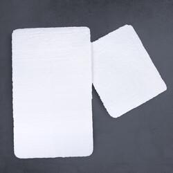 Minteks - Softy 2'li Paspas Seti - Kırık Beyaz