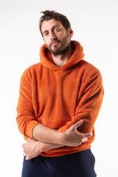 Minteks - Wellsoft Erkek Kapüşonlu Sweatshirt